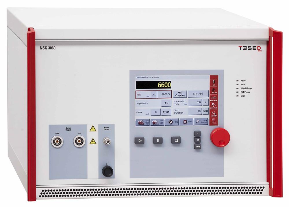 脉冲群发生器 NSG 3060-ITU