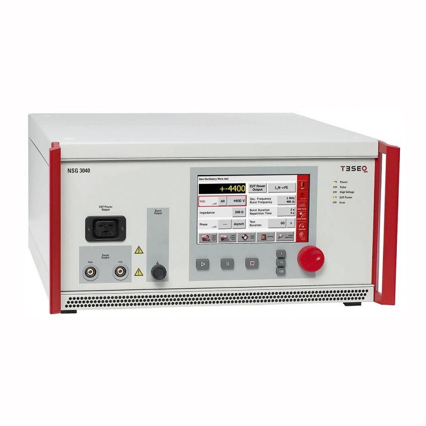 慢阻尼振荡波测试仪 NSG 3040-SOW